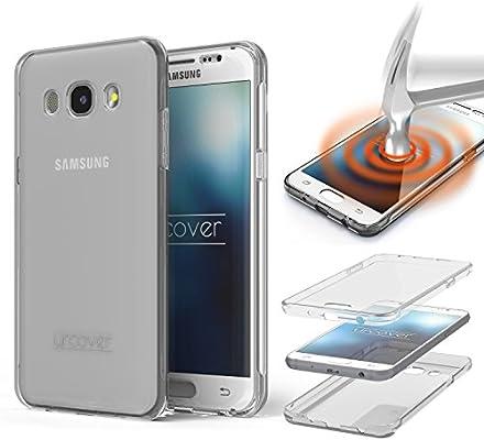 Urcover Funda Compatible con Samsung Galaxy J5 (2016) Carcasa ...