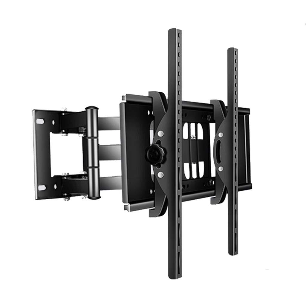 フローティングシェルフ 傾斜型TVウォールマウントブラケット(LED LCD OLEDプラズマフラットスクリーンテレビ用ブラケット、フルモーション回転式伸縮式アーム、ヘビーデューティテレビ用ハンガー、テレビスタンド) B07S188DM2