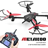 Best Large Drones - Quadcopter Drone, Metakoo D1 RC Drone 720P HD Review
