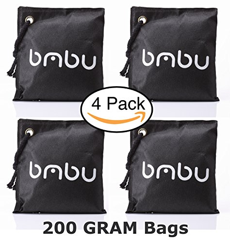 Car Air Freshener Odor Eliminators - Activated Natural Bamboo Charcoal Purifying Bags Home Smell Absorber, Dog Urine, Cat & Pet Odor Eliminator,Closet Deodorizer,Musty Basement,Vent,Bathroom,Scents ()