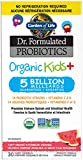 Garden Of Life Dr. Formulated Probiotics Organic Kids+ Chewables Shelf Stable, Watermelon, 30