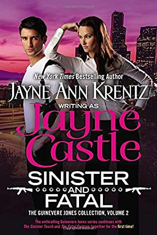 book cover of Sinister and Fatal