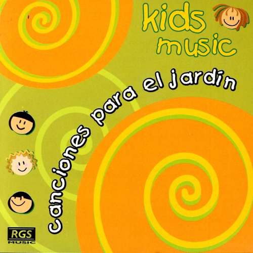 Kids music by los chicos del jardin on amazon music for Jardines chicos