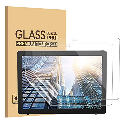 [2-Pack] PULEN for Dell Latitude 5290 2-in-1 Laptop Screen Protector,Flexible Screen Protector (Not Glass) HD Clear Bubble Free Anti-Fingerprints Durable TPU Film for Latitude 5290 2-in-1,12.3