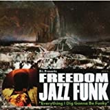 "D.L Presents FREEDOM JAZZ FUNK ""Everything I Dig Gonna Be Funky""<ショップ限定/初回限定生産盤>"
