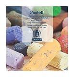 Schmincke Half-Stick Extra-Soft Artist Pastel Set #2, Box of 18 Colors (77742097)