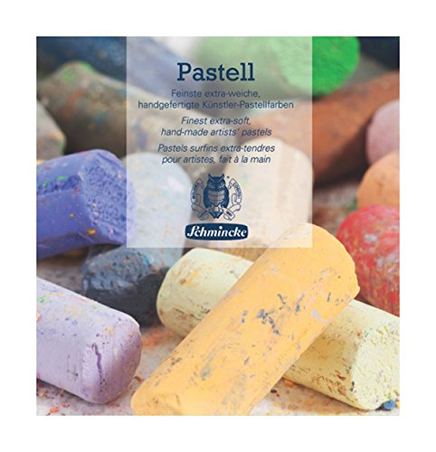 Schmincke Half-Stick Extra-Soft Artist Pastel Set #2, Box of 18 Colors (77742097)