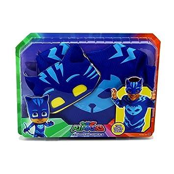 Bandai PJ Masks Transfórmate en tu Héroe Gatuno