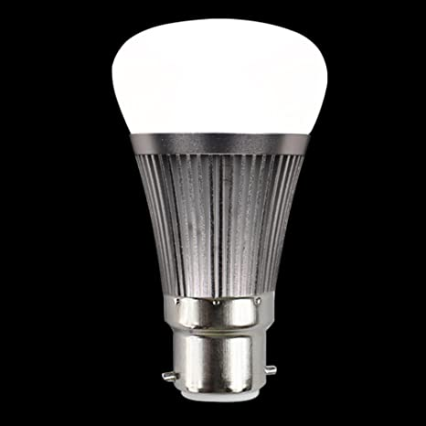 Oshide WiFi bombilla LED inteligente luz controlada por Smart dispositivos de luces E27 cambio de color