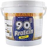 Nutrisport 6 kg 90+ Banana Protein