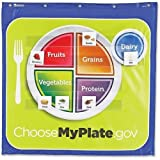 Healthy Helpings Chart,Hlthy Hlping,My Plate (LER2394)
