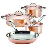 Ruffoni Symphonia Cupra 7-Piece Cookware Set, Copper