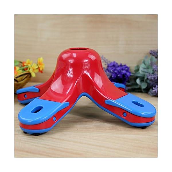 CLKJCAR Dog Training Toys, Dog Educational Toys Dog Feeder Puzzle Dog Food Toy Dog Toys Slow Feed Bowl 7