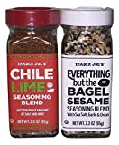 Trader Joe's Spice Bundle - Everything Bagel, Chili Lime and 21 Seasoning Salute