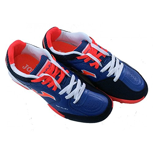 Joma , Herren Futsalschuhe Blau Navy Meerblau