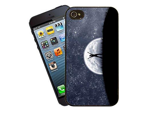 Space/Planètes - 005–Housse Etui pour Apple iPhone 4/4s-By Eclipse idées cadeaux