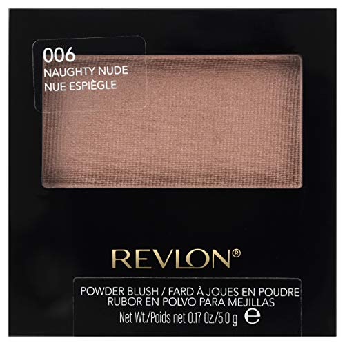 Revlon Powder blush naughty nude -