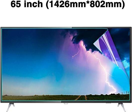 JAY-LONG 65 Pulgadas De Protector De Pantalla De TV Anti-Luz Azul ...