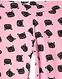 Spotted Zebra Girls' Kids Leggings, 5-Pack Pink