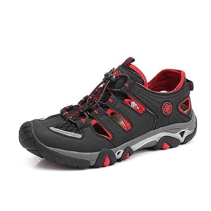 Zapatos para caminar al aire libre, zapatos de playa con aros de agua para el