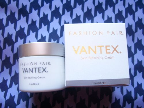 Fashion Fair Vantex Skin Bleaching Creme 2 Oz.