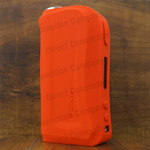 Silicone Case for SX Mini Q Class Yihi Q-Class MODSHIELD BYJOJO Skin Sleeve  Cover Wrap (Red)