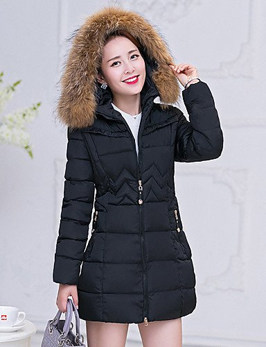 TT Size xl girl Hot amp;SHANGYI Women down Plus Long Jacket Down for Thickening Coat 4XL Outerwear jacket S Fur Plus Parka With Large Collar Duck Winter rnfrxS4X5