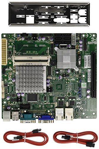 Supermicro Intel C206 DDR2 667 Intel LGA 1155 Motherboards (X7SPE-H-O)