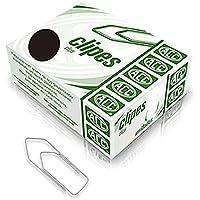 Clips n.0 galvanizado 2,9 cm cx c/100 unids - ACC