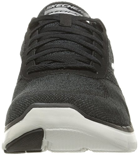 Ginnastica 2 Scarpe 0 Advantage Black Point Uomo Bkw Flex da nbsp;Golden Skechers AYEwH8xqn