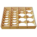 Broken Token Horizontal Card Organizer for Wooden Artist Case