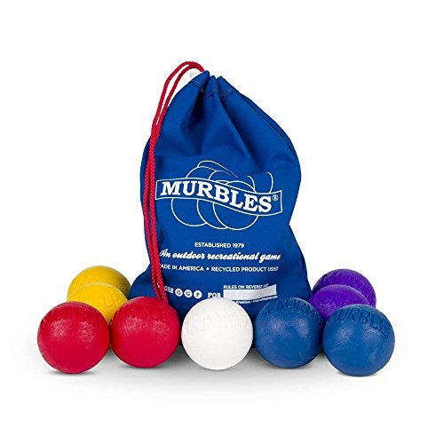 Murble Game 9 Ball Set Only $58.95 **Neat Outdoor Game Gift Idea**