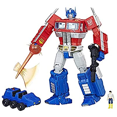 Transformers Masterpiece-10 2017 Convention Exclusive Action Figure - Optimus Prime