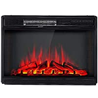 AMERLIFE Electric Fireplace Insert 28&qu...