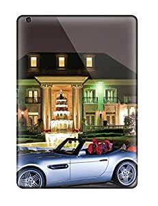 Flexible Tpu Back Case Cover For Ipad Air - Bmw
