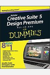 Adobe Creative Suite 5 Design Premium All-in-One For Dummies Paperback