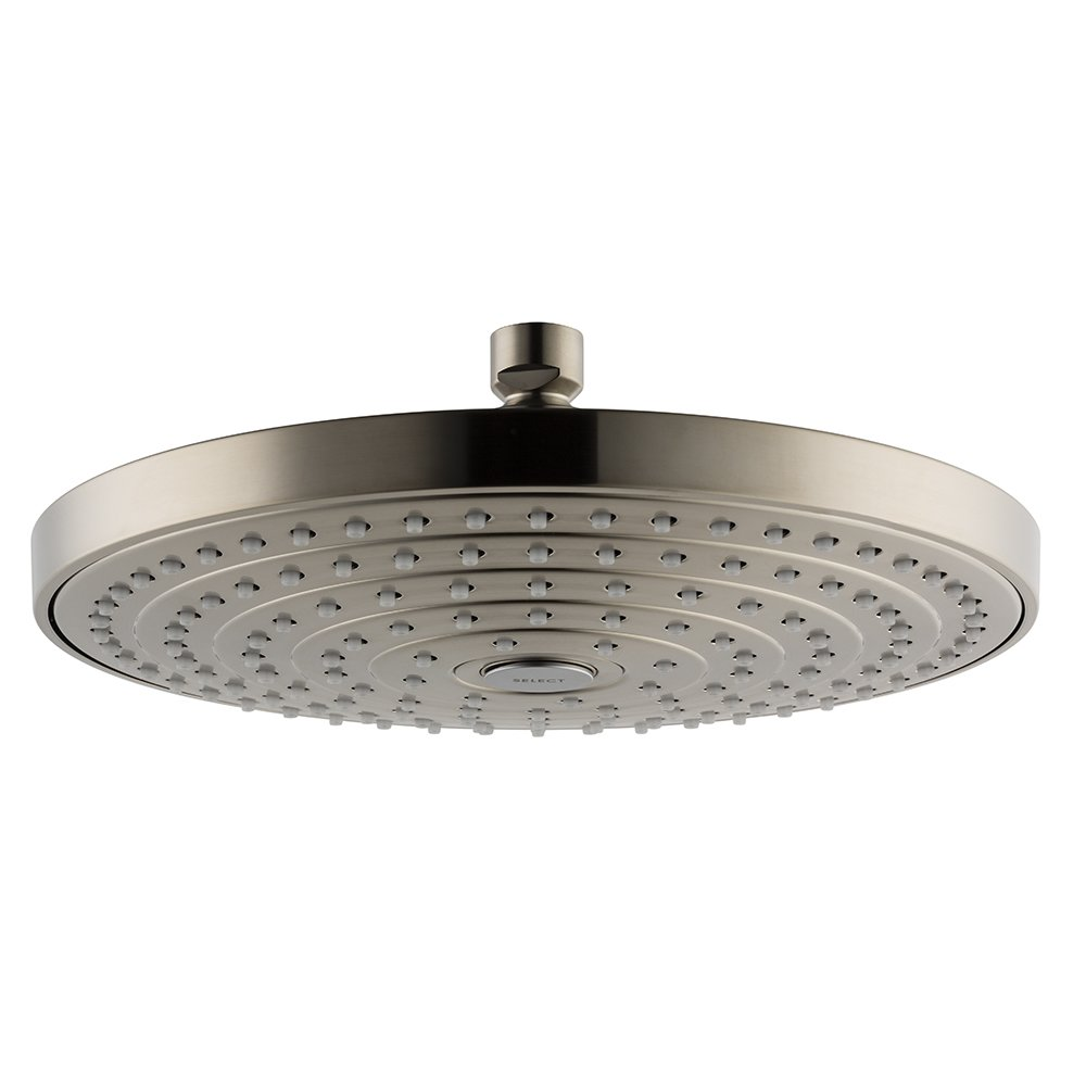 Hansgrohe 26469821 Raindance Select S 240 Showerhead, Brushed Nickel by Hansgrohe B00HMUGYGK