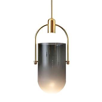 Creativo Colgante6W Luz Led HoaLit Decoración Lámpara Vaso trdxhQBsC