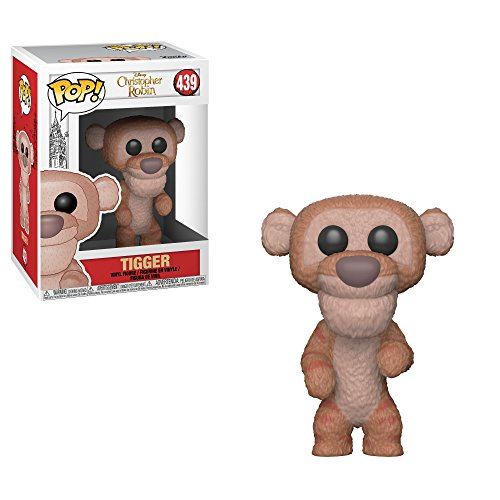 Funko Pop Disney: Christopher Robin Movie-Tigger Collectible Figure, Multicolor