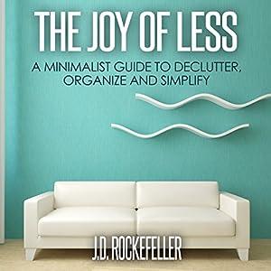The Joy of Less Audiobook