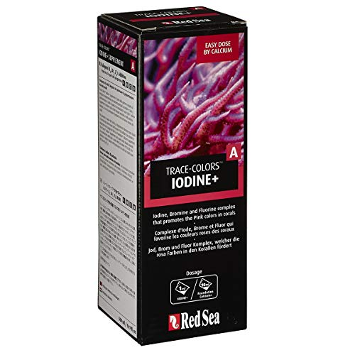 (Red Sea Reef Colors A Supplement (Iodine/Halogens) - 500ml)