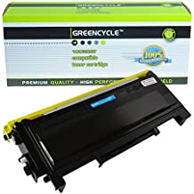GREENCYCLE 1 Pack TN350 TN-350 Black Toner Cartridge for use with Brother MFC-7420, MFC-7820n, DCP-7020 Printers