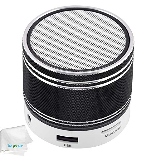 Portable Bluetooth Speaker Small Mini Speaker Stereo Sound Music Player with Microphone Speakerphone Compatible Android Smart Phones Samsung Galaxy S9 S8 S7 S6 S5 LG K7 K8 K10 Motorola Laptops - Stereo Galaxy Home Speakers S5