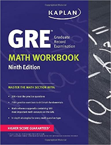 Kaplan Gre Math Workbook 9th Edition Pdf