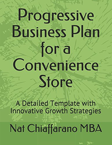 Progressive Business Plan for a Convenience Store: A Detailed Template with Innovative Growth Strategies