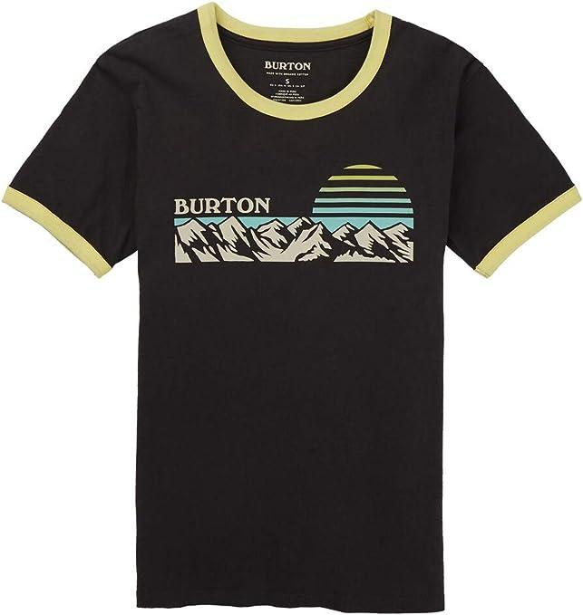 Burton Timkey - Camiseta Mujer: Amazon.es: Deportes y aire libre