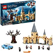 LEGO Harry Potter and The Chamber of Secrets Hogwarts Whomping Willow 75953 Magic Toys Building Kit, Prisoner