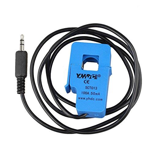 TOOGOO(R) SCT-013-000 Non-invasive AC Current Sensor Transformer -