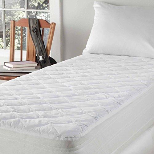 DOWNLITE Twin XL Dorm Mattress Waterproof Protector Pad and