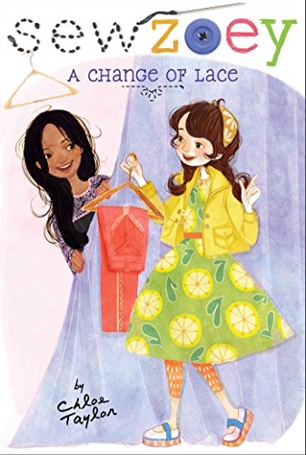 A Change of Lace (Sew Zoey Book 9) ()